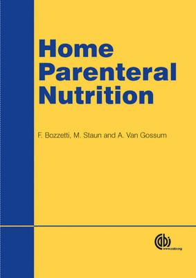 Home Parenteral Nutrition