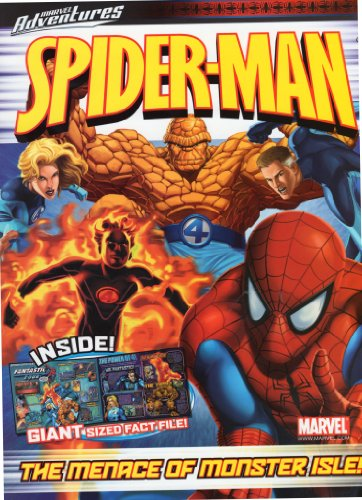 Marvel Adventures: Spider-man - the Menace of Monster Isle