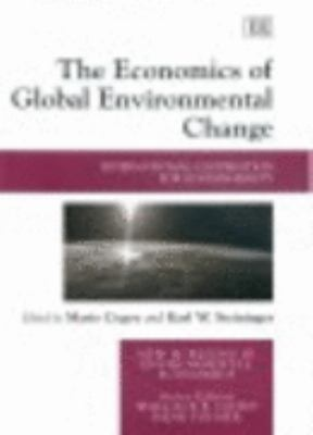 Economics of Global Environmental Change International Cooperation for Sustainability