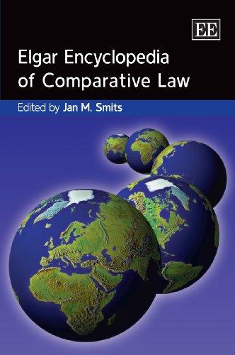 Elgar Encyclopedia of Comparative Law (Elgar Original Reference)