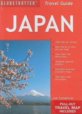 Japan Travel Pack, 5th (Globetrotter Travel Packs)
