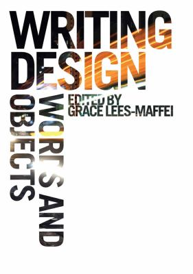 Writing Design : Words and Objects