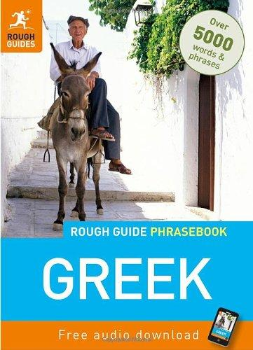 Rough Guide Greek Phrasebook (Rough Guide Phrasebook: Greek)