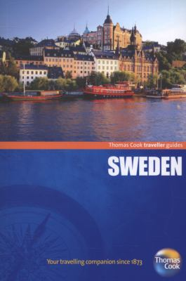 Traveller Guides Sweden, 3rd (Travellers - Thomas Cook)