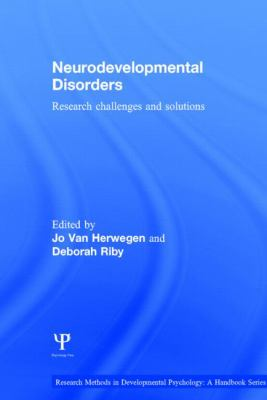 Neurodevelopmental Disorders : Research Challenges and Solutions