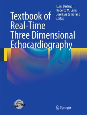 Textbook of Real-Time Three Dimensional Echocardiography
