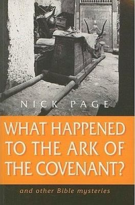 What Happened to the Ark of the Covenant?: And Other Bible Mysteries