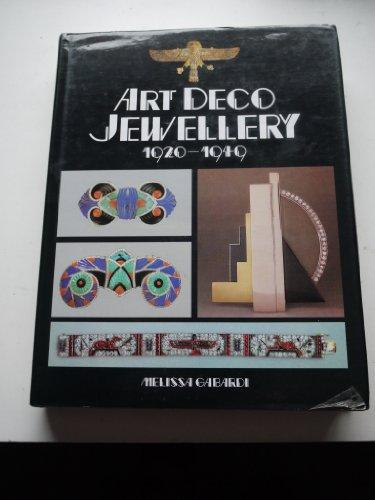 Art Deco Jewellery, 1920-1949