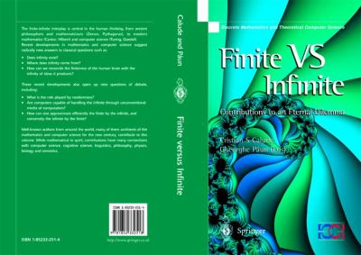 Finite Versus Infinite Contributions to an Eternal Dilemma
