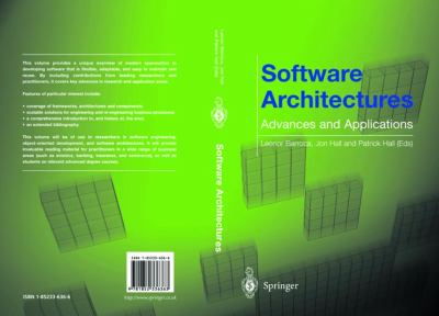Software Architecture Advances and Applications
