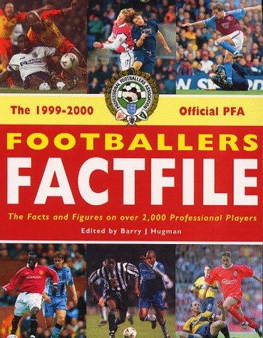 Official Professional Footballers' Association Footballers' Factfile 1999-2000