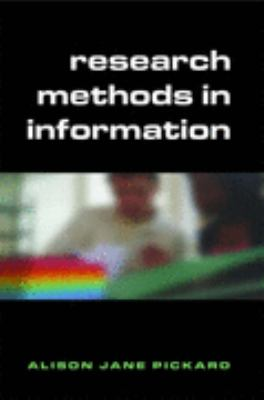 Handbook of Research Methods in Information And Communications Practice