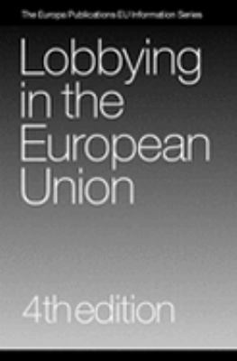 Lobbying in the European Union