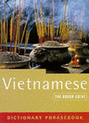 Rough Guide Dictionary Phrasebook Vietnamese