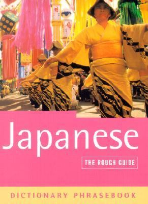 Rough Guide Dictionary Phrasebook Japanese