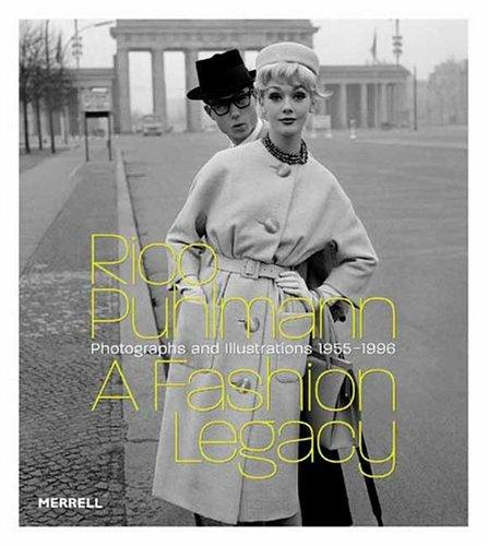 Rico Puhlmann a Fashion Legacy: Photographs and Illustrations 1955-1996