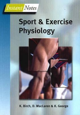 Instant Notes Sport And Exercise Physiology