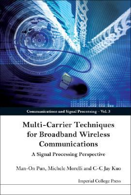 Multi-Carrier Techniques for Broadband Wireless Communications