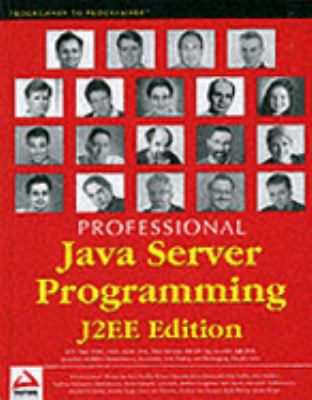 Professional Java Server Programming, Second Edition