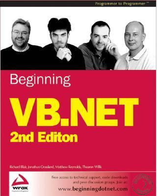 Beginning Vb.net