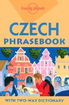 Lonely Planet Czech Phrasebook With Two-Way Dictionary