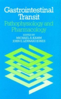 Gastrointestinal Transit Pathophysiology and Pharmacology
