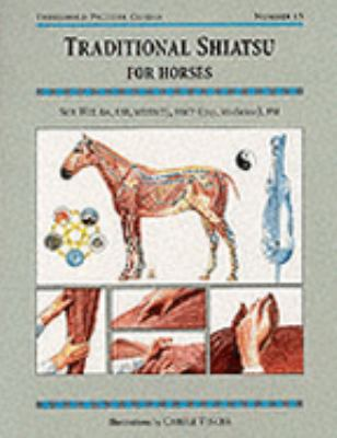 Traditional Shiatsu for Horses