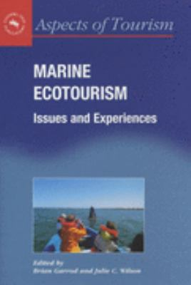 Marine Ecotourism Issues and Experiences