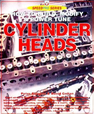 How to Build, Modify & Powertune Cylinder Heads (Speedpro Series)