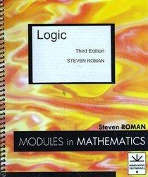 Logic (Modules in Mathematics)