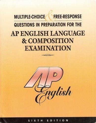 AP ENGLISH LANG questions!?