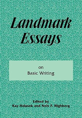 Landmark Essays on Basic Writing