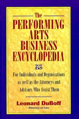 Performing Arts Business Encyclopedia