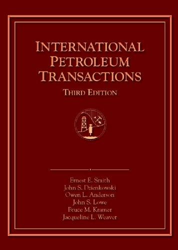 International Petroleum Transactions