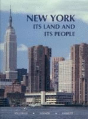 New York : Its Land and Its People