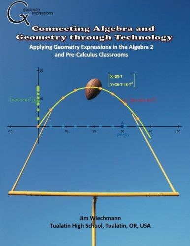 Connecting Algebra and Geometry through Technology - Applying Geometry Expressions in the Algebra 2 and Pre-Calculus Classrooms