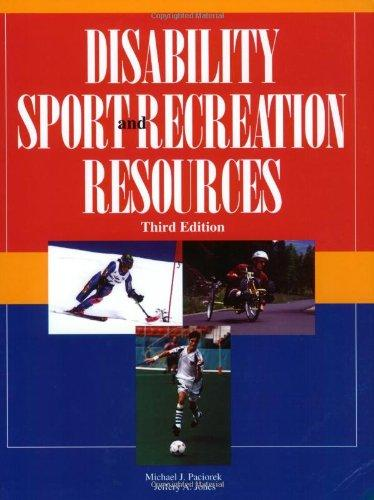 Disability Sport and Recreation Resources