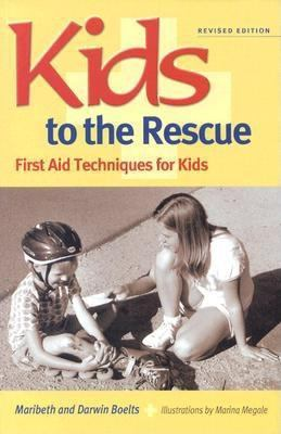 Kids to the Rescue! First Aid Techniques for Kids