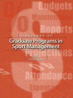 Directory Of Graduate Programs In Sport Management