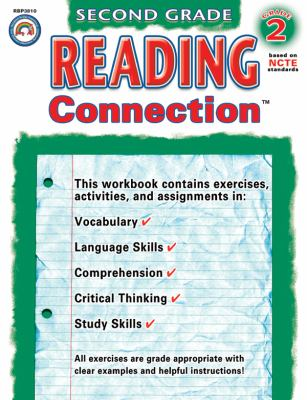 Reading Connection 2nd Grade  Comprehension, Vocabulary, Following Directions, Phonics Skills
