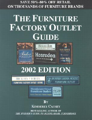 Furniture Factory Outlet Guide 2002