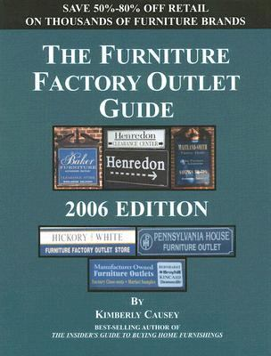 Furniture Factory Outlet Guide 2006