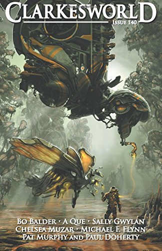 Clarkesworld Issue 140