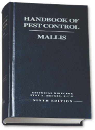 The Mallis Handbook of Pest Control, Ninth Edition