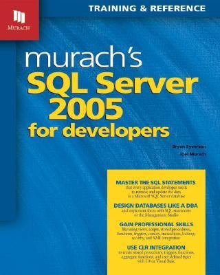 Murach's SQL Server 2005 for Developers