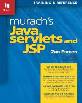 Murach's Java Servlets and JSP