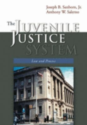 Juvenile Justice System Law and Process