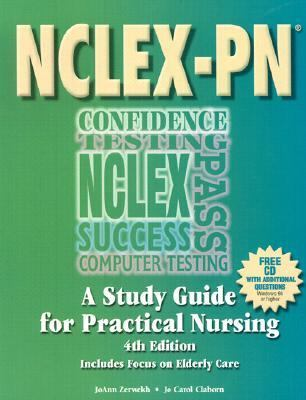 Nclex-Pn a Study Guide for Practical Nursing