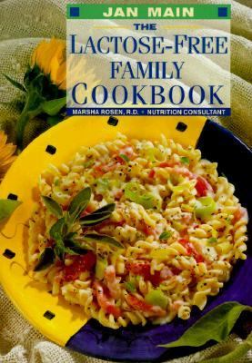 Lactose-Free Family Cookbook