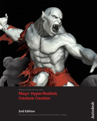 Maya Hyper-Realistic Creature Creation